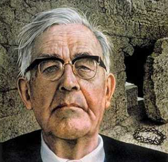 """argument of karl barth that jesus christ is the one word of god [62] accordingly, the second person holds the key-position in barth's doctrine of the trinity as the objective reality of revelation and explains why barth claims that """"the incarnation of the eternal word, jesus christ, is god's revelation""""."""