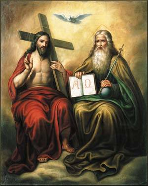 a little essay on the trinity the evangelical calvinist god is one the father in the son the son in the father the holy trinity
