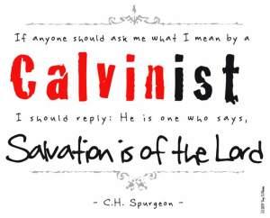 calvinismjesus