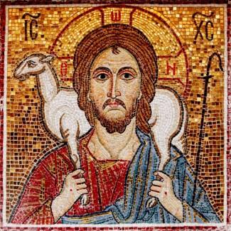 shepherdJesus